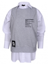 Сорочка с жилетом SHOW OFF