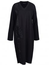 Платье BLACK ANGEL ботал